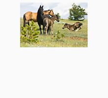 Wild Horses of Montana Unisex T-Shirt