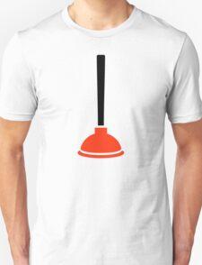 Plunger plumber T-Shirt