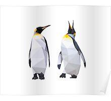 Geometric Penguins Poster