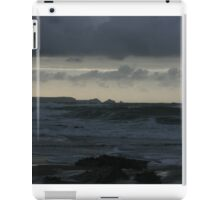 Atlantic Ocean at Twilight iPad Case/Skin