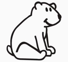 Polar bear One Piece - Short Sleeve