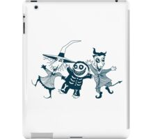 Lock, Shock & Barrel iPad Case/Skin