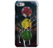 Traffic of Nature iPhone Case/Skin