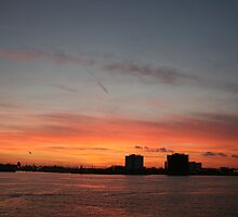 Sunset Southsea by lizh467