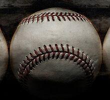 Vintage baseballs by TimPalmer