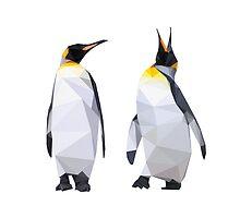 Geometric Penguins by VitaSun