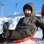 Fun high speed sledding by Mikhail Kovalev
