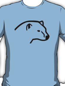 Polar bear head T-Shirt
