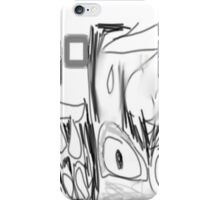MOUTH WINS THE LOTTO iPhone Case/Skin