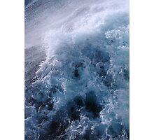 Steel Blue Lake Superior Photographic Print