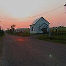 The Corner Church by ubumebme