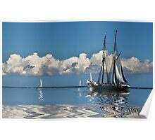 Vineyard Sound Poster