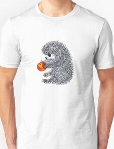 hedgehog sitting T-Shirt