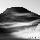 wisps of mist by niklens