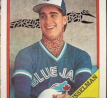 364 - Jeff Musselman by Foob's Baseball Cards