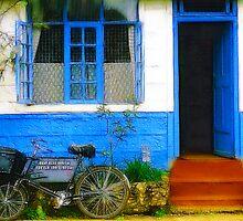 Rural Kenyan Post Office by George  Link