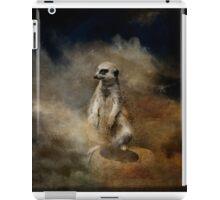 Meerkat iPad Case/Skin