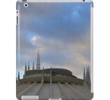 Space Mountain iPad Case/Skin