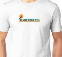Sandy Hook -  New Jersey. Unisex T-Shirt