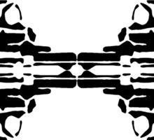 8 Guns Sticker