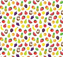 Fruit pattern by allolune