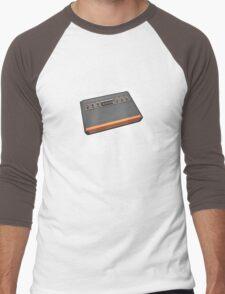 Atari 2600 Asteroids Men's Baseball ¾ T-Shirt