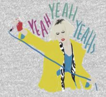 Karen O Yeah Yeah Yeahs One Piece - Long Sleeve