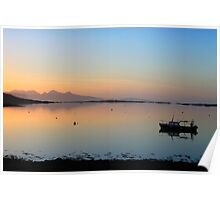 Serenity - Arisaig Style Poster