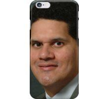 Reggie Fils-Aime iPhone Case/Skin