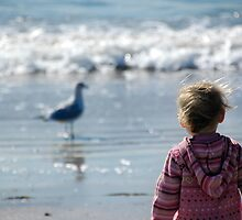I see the ocean... by Iryna