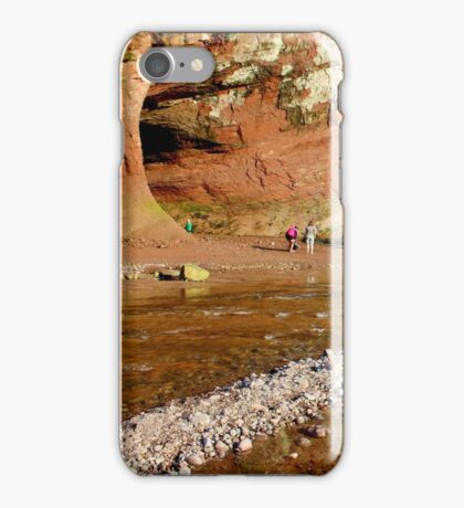 The First Cave at St. Martins iPhone Case/Skin