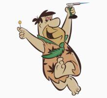Fred Flintstoner - Yabba Dabba Doo by corygerard
