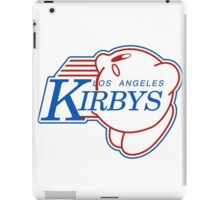 Los Angeles Kirby's  iPad Case/Skin