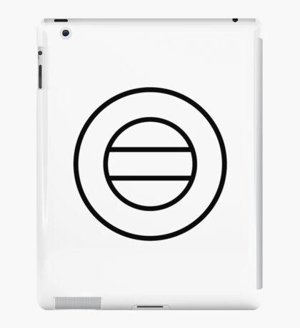 Stamp iPad Case/Skin