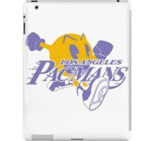 Los Angeles Pacmans  iPad Case/Skin