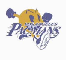 Los Angeles Pacmans  by samjones24
