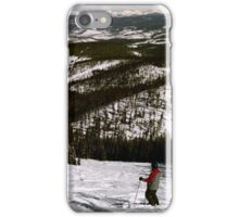 As Far As The Eye Can See iPhone Case/Skin