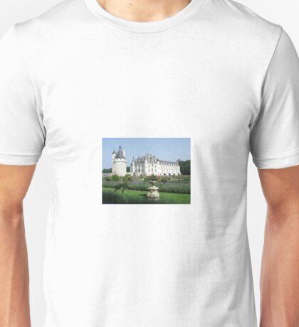 Chenonceau  Unisex T-Shirt