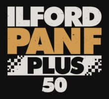 Ilford PAN F Vintage by radiantaether