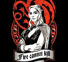 Mother of Dragons by Inaco