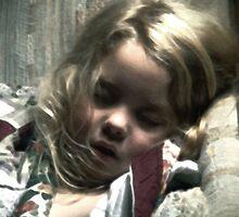 Sleeping Angel by RC deWinter