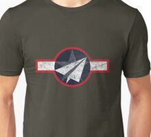 Paper Airplane 125 Unisex T-Shirt
