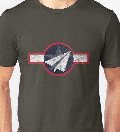 Paper Airplane 125 Unisex T-Shirt