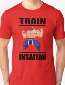 Master Roshi Train Insaiyan T-Shirt