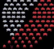 Portland Invaders Sticker
