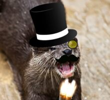 You Otter Be CRAZY Sticker