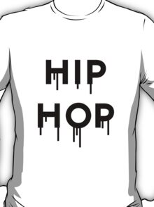 HipHop Logo T-Shirt