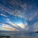 Cronulla Sky by Dave Reid