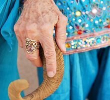 """The Oracle""""s Hand by Antaratma Images"""