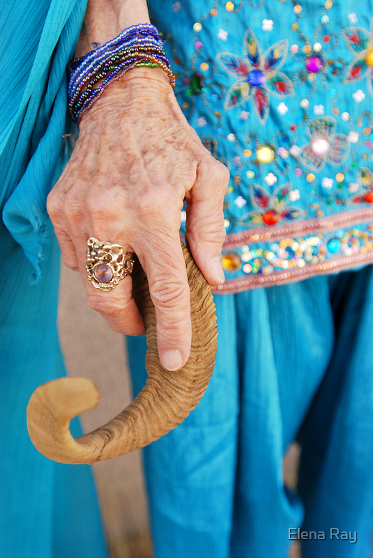 """The Oracle""""s Hand by Elena Ray"""